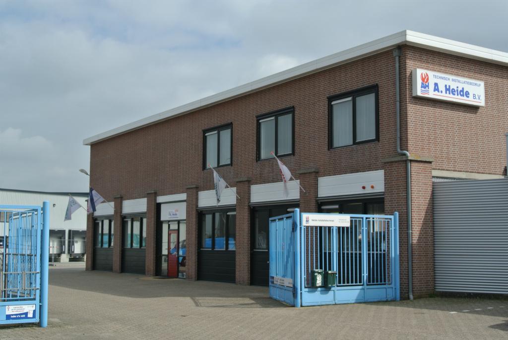 Ons bedrijfspand aan de Den Hulst in Nieuwleusen