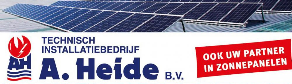Installatiebedrijf A.Heide B.V.